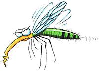 Bug Spray Cartoon - AntiVirus