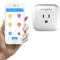 Home wifi smart plug