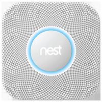 NEST home smoke detector