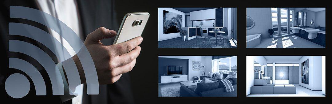 Long Island Home Security Cameras using WiFi